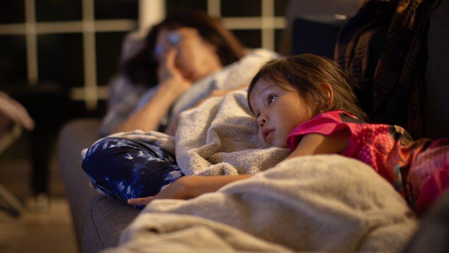 Le sommeil des enfants âgés de 8-9 ans a été impacté par le premier confinement.