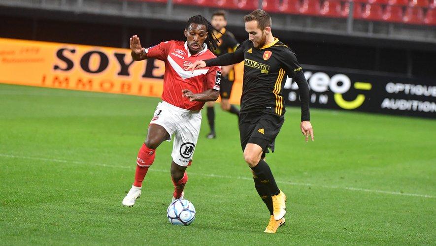 Pierre Bardy et le Raf restent sur six matches sans défaites en Ligue 2.