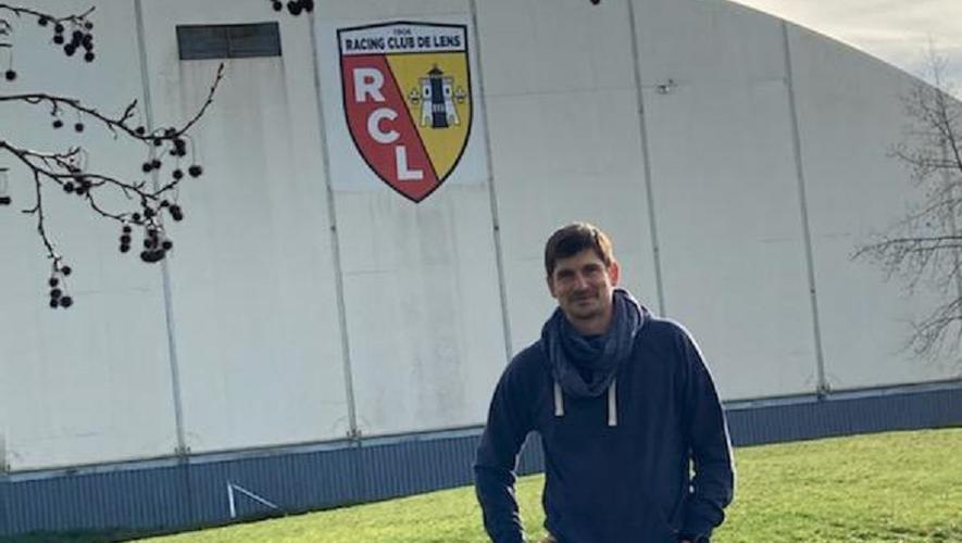 Après Reims durant huit saisons, le Primaubois est aujourd'hui directeur de la performance au RC Lens.