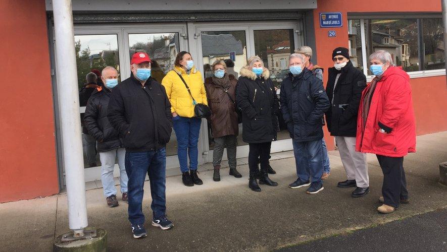 Les habitants du Sailhenc en colère face aux coupures répétées de chauffage et d'eau chaude.