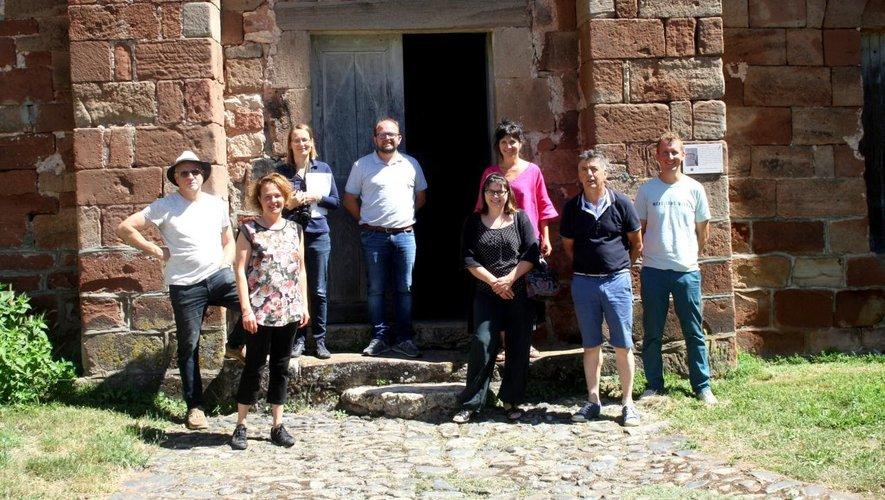 À l'été, le club a organisé avec la municipalité une découverte du patrimoine local pour les nouveaux élus.