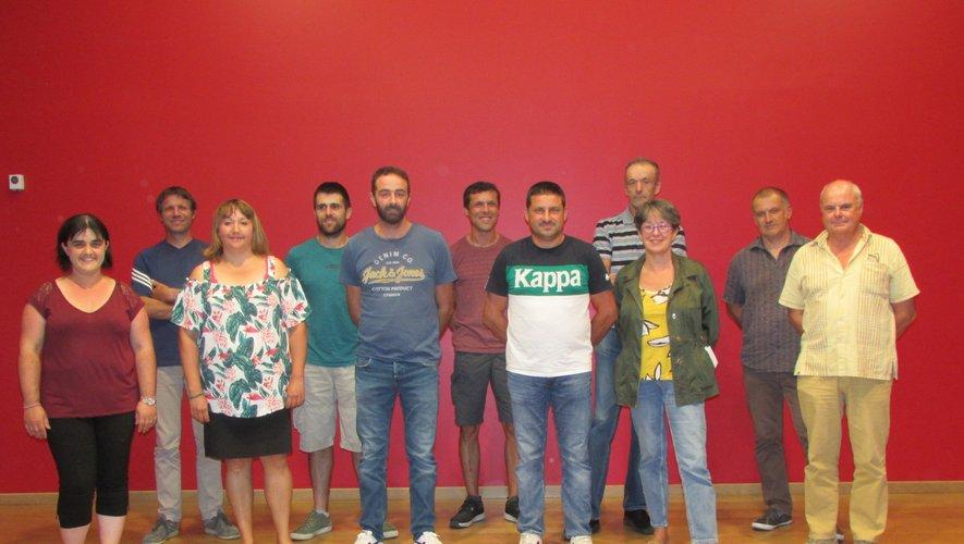 L'équipe municipale présente ses meilleurs vœux aux Espeyracois.