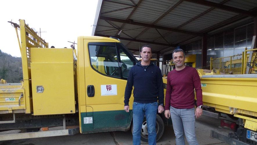 Paul et Jean-Michel Puech sont à la tête de l'entreprise depuis 2007.