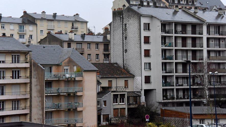 La moitié des appartements ancien vendus l'ont été à Rodez.