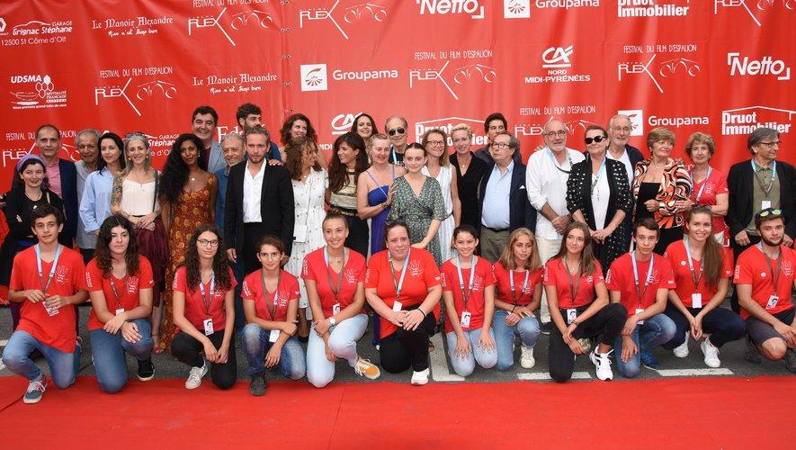Le festival du film d'Espalion qui a réuni plusieurs milliers de spectateurs prend fin.