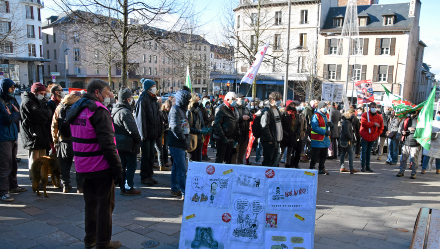 Trois organisations syndicales appellent à une journéeinterprofessionnelle de mobilisations et de grève.