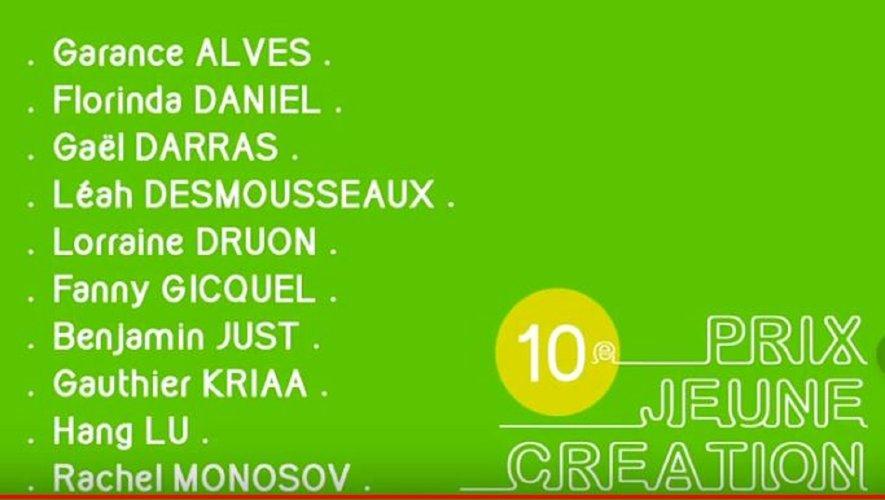 Dix artistes de la création émergente à voir en ligne.