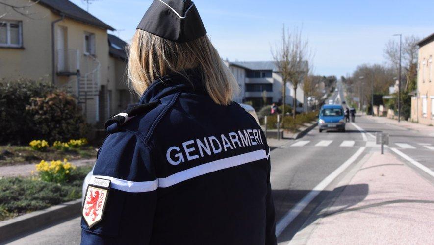 Plus de 40 gendarmes ont été mobilisés pour arrêter le chauffard, ce jeudi.