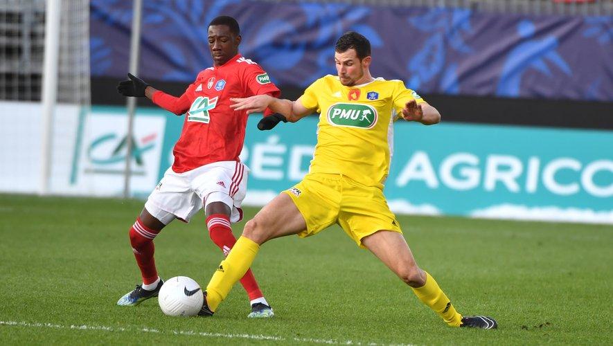 Le parcours en coupe de Pierre Ruffaut et des Ruthénois a pris fin à Brest.