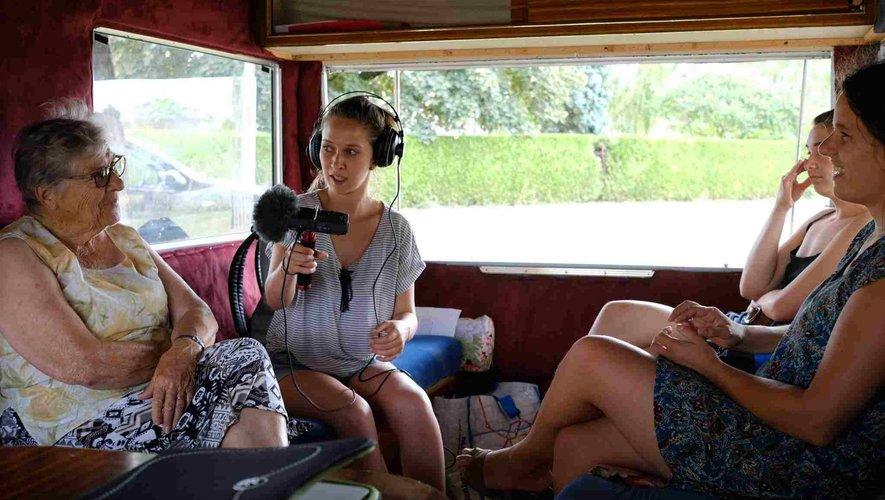 L'Essoreuse souhaite monter une caravane itinérante qui voyagera dans les villages aveyronnais.