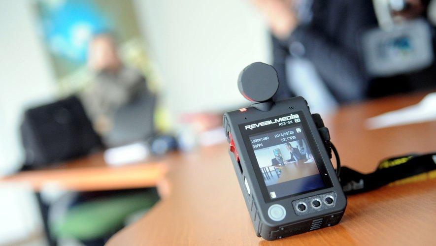 La caméra piéton a été utilisée.