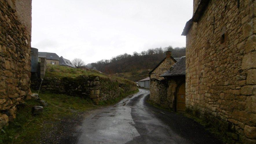 Au cœur du village de Nadaillac.
