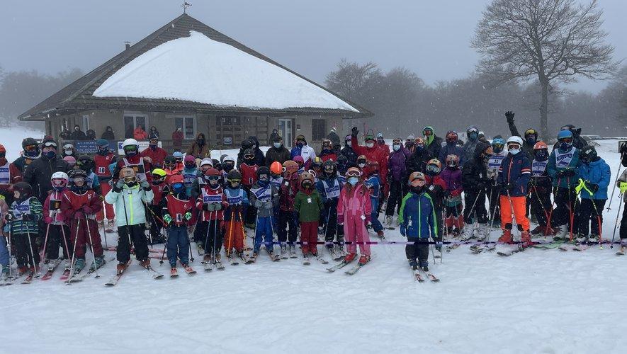 Plus de 80 enfants adhérent au club.