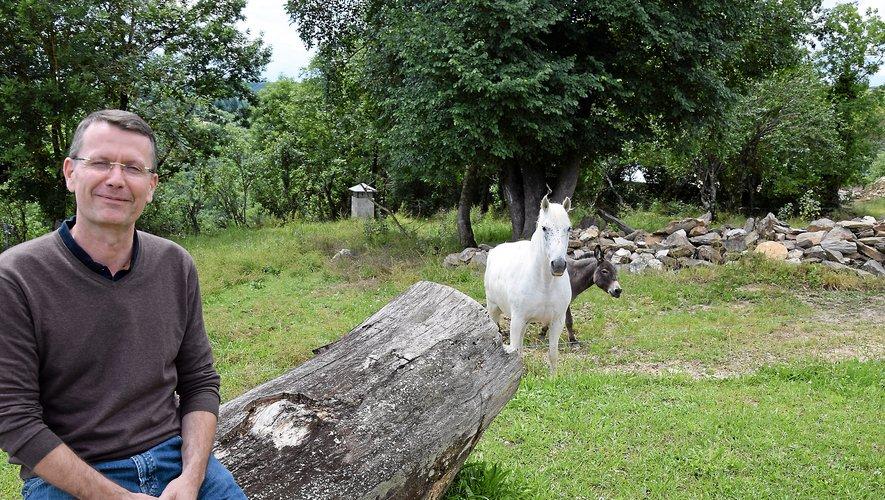 Les Malgouyres sont installés dans le hameau de Cabanès, près de Naucelle, au cœur du Ségala, depuis 1824.RDS