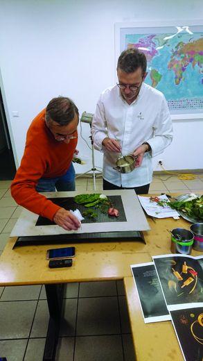 """Ce livre détaille """"La démarche du végétal"""", initiée par Michel Bras à la fin des années 70."""
