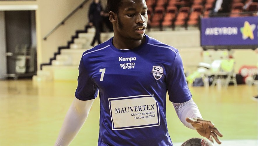 Yssane Biai avait débarqué cet été au Roc en provenance du club de Créteil.