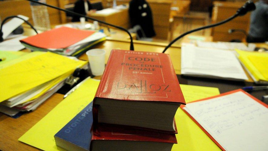 L'illustration du complexe d'Œdipe à la barre du tribunal de Rodez, ce mercredi matin.