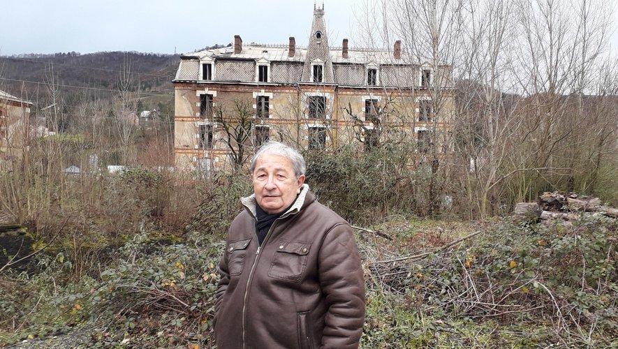 """Bernard Fournié-Eche tient à dire """"ses vérités""""."""