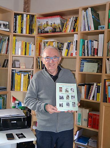 Bernard Garcia a effectué un véritable travail d'historien.