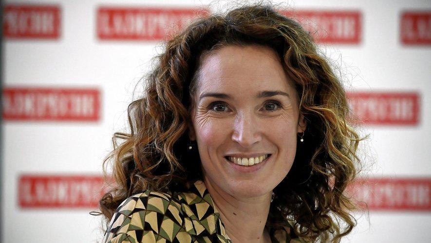"""Marie-Sophie Lacarrau : """"Le but n'est pas de renverser la table""""."""