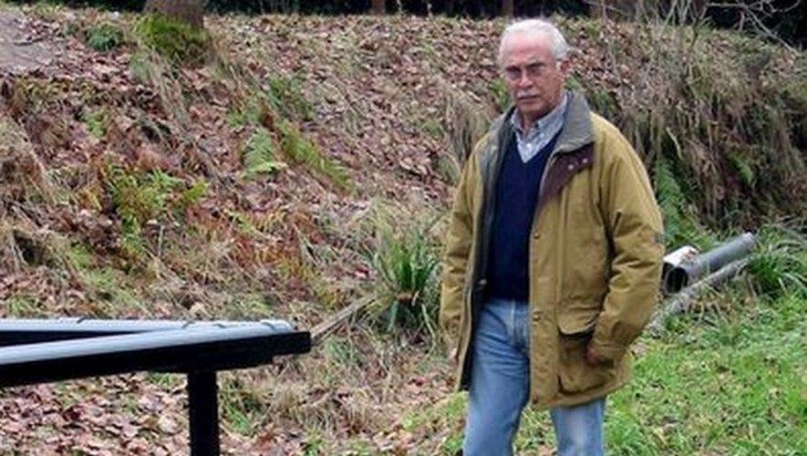 Michel Julien, un serviteur de la pêche associative s'en est allé. Photo archives