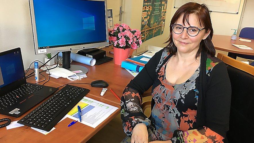 Sylvie Marty veut renforcer l'offre de soins et doit se pencher sur le projet de l'hôpital médian.