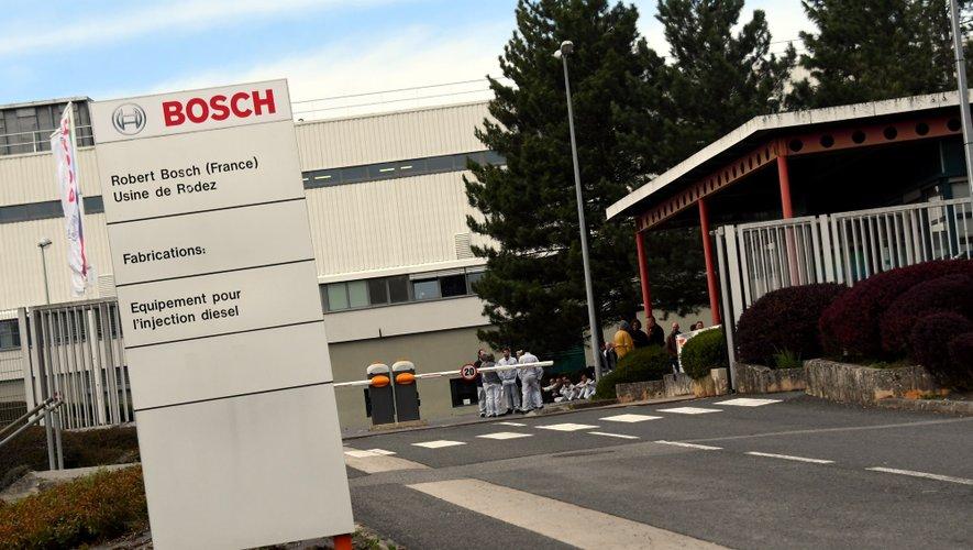 L'usine Bosch emploie actuellement 1350 salariés.