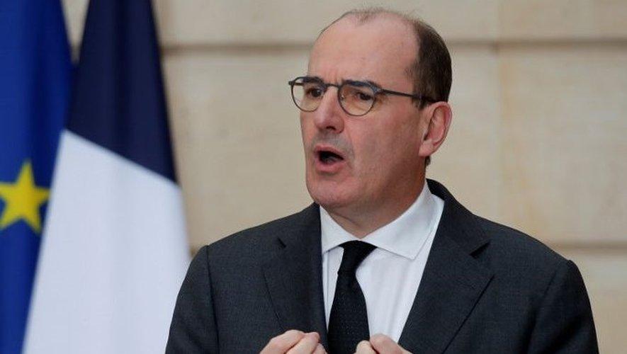 Le Premier ministre Jean Castex fait le point sur la situation sanitaire.
