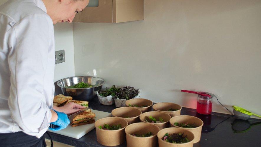 Grâce aux brunchs, Émilie Fleys a pu reprendre ce qui la passionne le plus : cuisiner et faire plaisir aux autres.