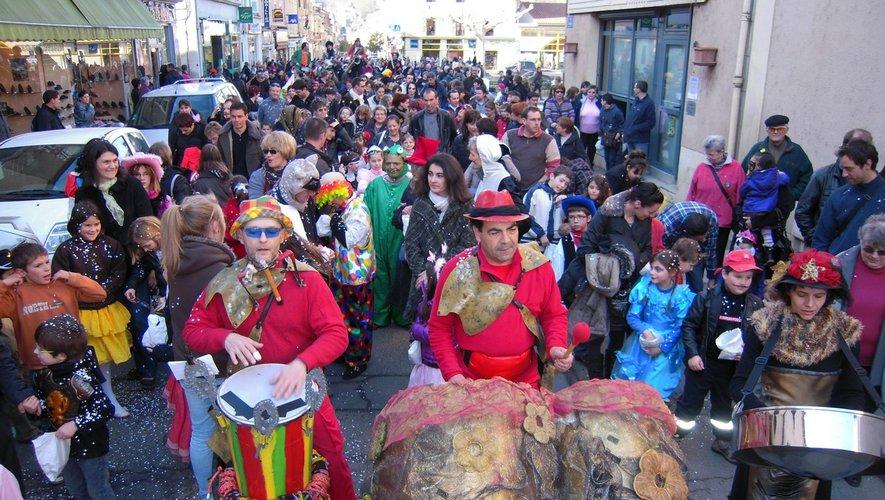 Le carnaval de Decazeville reporté en avril