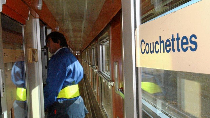 Le secrétaire d'Etat à la ruralité s'est dit confiant quant à l'avenir du train de nuit.