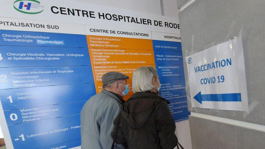 """""""Un peu plus de 600 rendez-vous"""" sont proposés aux personnes concernées, selon la direction de Jacques-Puel."""