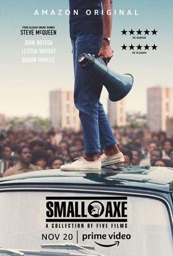 """La collection de films """"Small Axe"""" du réalisateur britannique oscarisé Steve McQueen a été mise en ligne vendredi sur la plateforme Salto."""