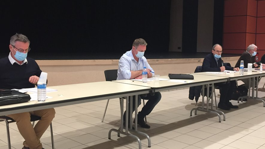 Les élus communautaires préparent le vote du budget prévu en mars.