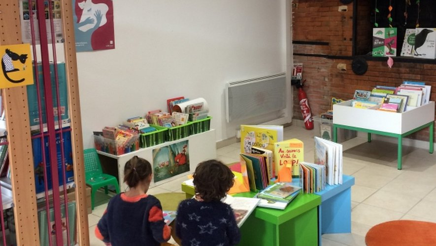 La bibliothèque lieu de culture./DR.