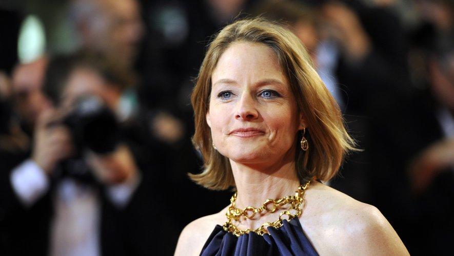 Pas de comportement outrancier pour Jodie Foster mais un discours émouvant lorsque l'actrice a reçu en 2013 une récompense pour l'ensemble de son oeuvre.