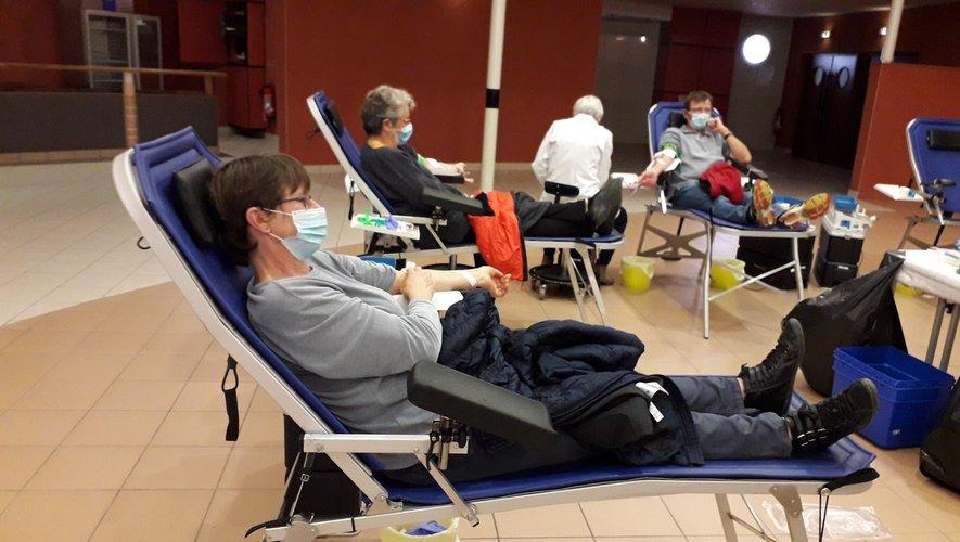 Le don du sang, un geste solidaire et indispensable.