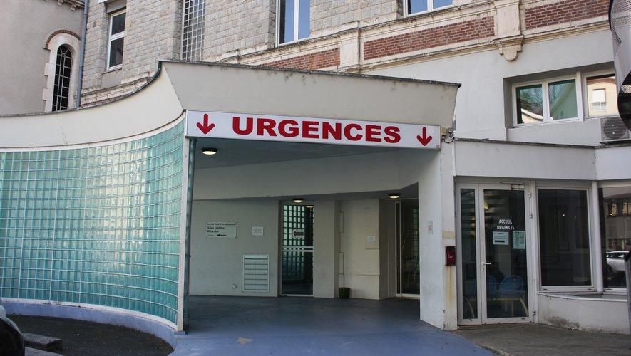 Une nouvelle naissance aux urgences. / Photo BHSP.