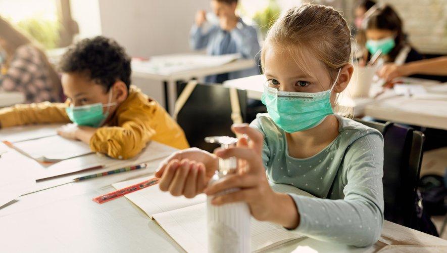 Les enfants ont perdu en moyenne dans le monde 74 jours d'éducation chacun, soit près d'un tiers d'une année scolaire, à cause de la pandémie de coronavirus.