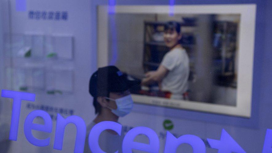 Les patrons de Tencent (internet, jeux vidéo) sont deuxièmes du classement des plus grosses fortunes chinoises.