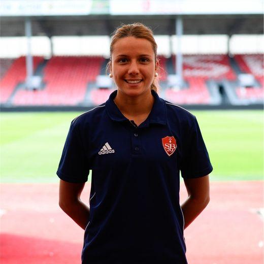 Angeline Da Costa porte désormais le maillot de Torreense.