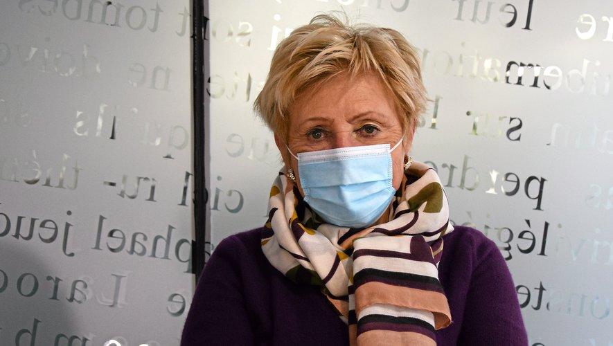 Colette Cambournac est la présidente de l'antenne départementale de l'association.
