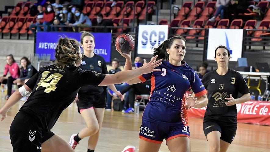 Les équipes féminines du Roc et de Lévézou Ségala ne rejoueront pas cette saison.