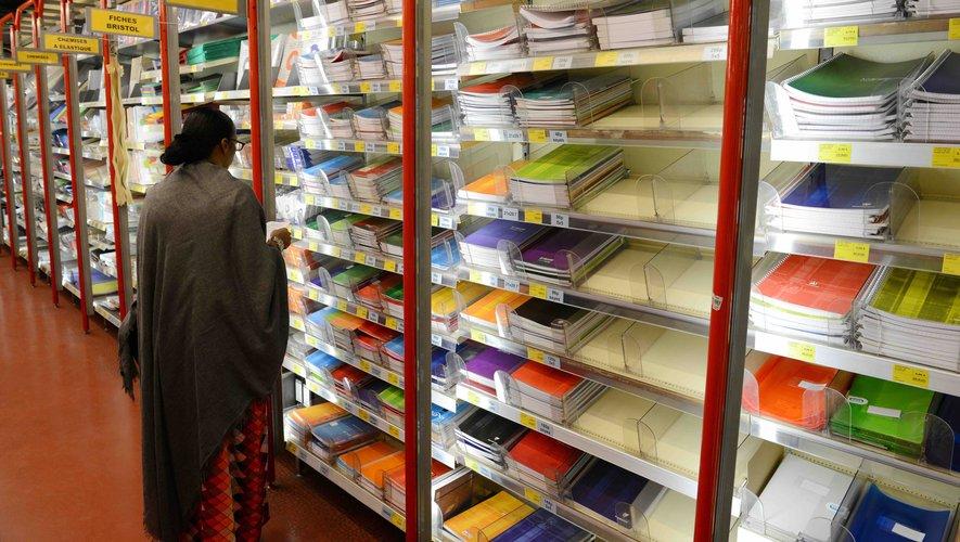 La librairie Gibert Jeune