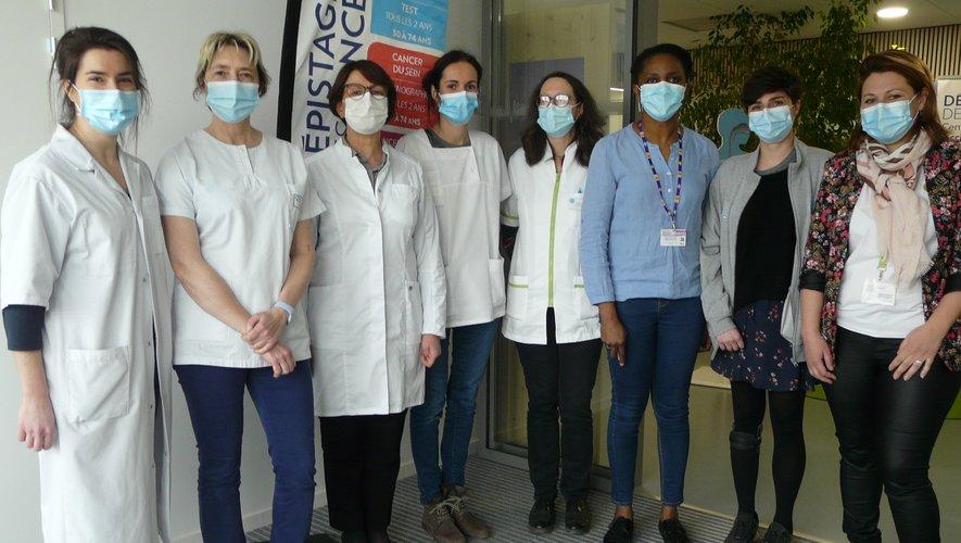 Tous les professionnels  de santé de la MDH mobilisés ...