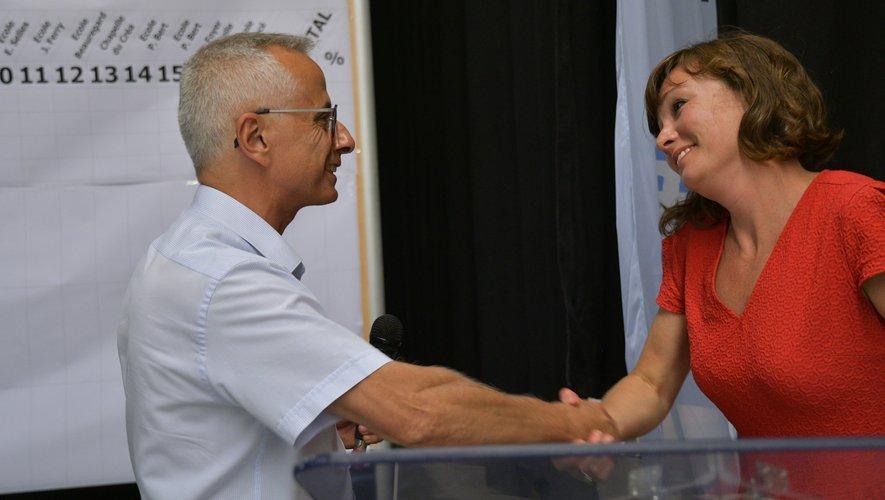 L'ancien maire, Christophe Saint-Pierre contestait le résultat du second tour des élections et sa défaite le 28 juin 2020.