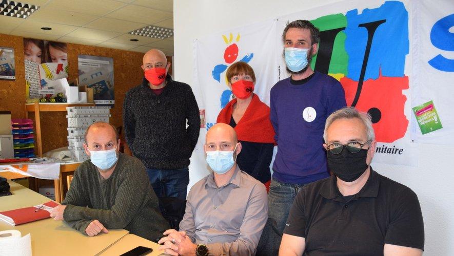 Le syndicats d'enseignants appellent à manifester, mercredi 17 mars.