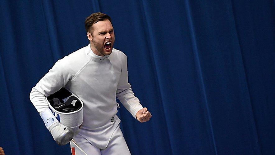 Après un an de pause, le circuit international reprend pour Alexandre Bardennet.