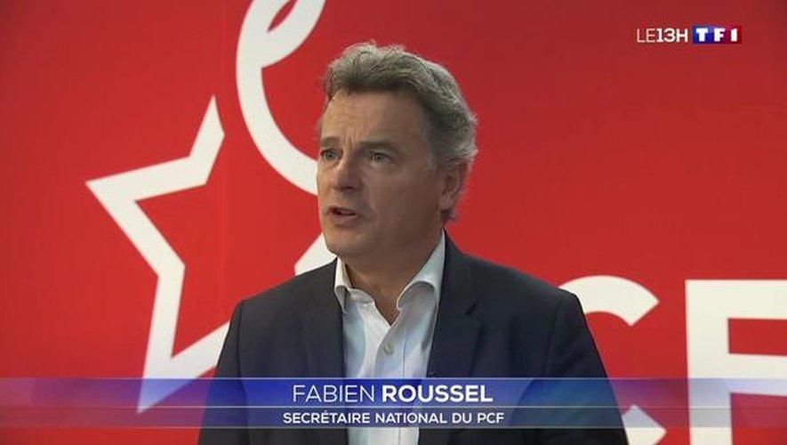 Nouveau patron du PCF, Fabien Roussel a proposé son investiture pour la prochaine présidentielle.