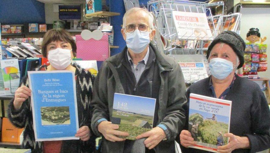Des livres à découvrir sur la langue et la culture locale